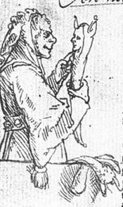 Holbeinerasmusfollymarginalia_detai