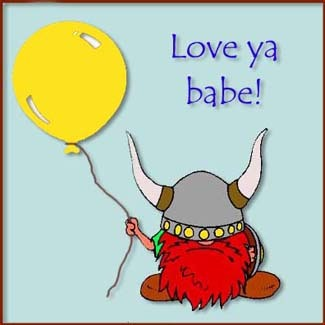 Viking_love